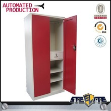 STEELIET Bedroom Furniture Plenty Space 2 Door Steel Wardrobe