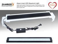 High output led aquarium light for marine use 2015 NEW full spectrum product