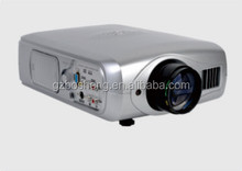 mini portable led video full hd 1080p projector, native 1024*768p, 2700 lumen
