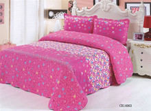Bedspread and Curtain Set