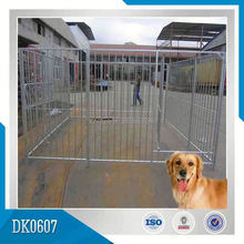 New Design Galvanized Dog Kennel Factory Price