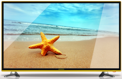 43inch Full 1080p smart led tv