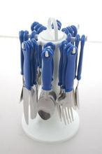 24PCS Modern design cheap dinnerware