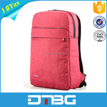 Hot style slim youth fashion school laptop bags backpack