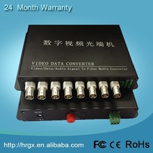 HRDV-8VZ1DF-20 video converter optic cable making equipment
