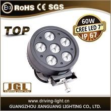 Car Top Light, SUPER 12V Cree LED Working Light 60W (JG-WT660) LED Fog Lamp