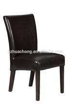 2015 HC-D010 silla de comedor más útil, sillas de madera para restaurante