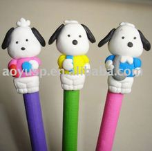 Clay new cute and colorful dog ball pen