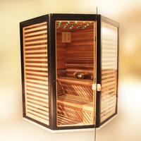 Sal-1515 good design best quality wooden sauna room for indoor use