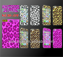 Full Body Cartoon Skin Sticker for iPhone 5 with Retail Packing