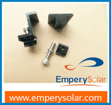 Clamps for Solar Mounting System Main Components solar inter clamps