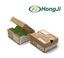 Corrugated Cardboard Storage Shoes Box Paper Packaging Gift Shoe Box