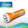 LONEN 1+8LED multi-purpose emergency torch flashlight with side light