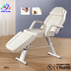 2015 water jet massage bed&dry water massage bed&electric massage table metal legs (KM-8201)