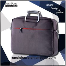 2015 China OEM best selling 15.6 inch laptop bags computer bag with strap