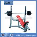 comercial de banco de pesas levantamiento de pesas de banco olímpicos banco inclinado ax9832