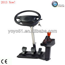 Portable Driving Game Console Help learn to Drive Meanwhile