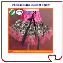 Good quality best selling wedding puffy petticoat