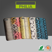 Manufacturers cheap wholesale snake skin printing mobile phone holster