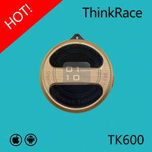 Mini Children GPS Tracker Necklace GPS Check Address Via Smart Phone With Real Time Tracking TK600 Thinkrace