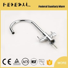 2015 Fashion Kitchen Faucet chrome finished Pull Down brass Kitchen Faucet