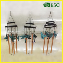 YS14248 metal craft wind chime for home decoration