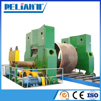 Auto Control Simple Operated Hydraulic 3 Roller Rolling Machine