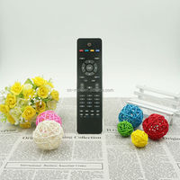remote control for philips tv 2014 China May hot summer rice dumpling waterproof new ABS polymer LCD AC remote control
