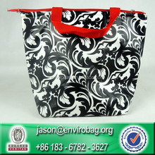 Custom Cheap Reusable Insulated Fitness Cooler Bag Lunch Bag Thermal Bag