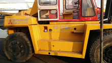 Mitsubishi FD150A 15 ton used Japan truck second hand forklift for sale