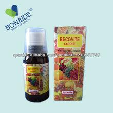 vitamina b complejo jarabe