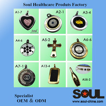 bio scalar energy quantum pendant 6000 ion from Susan of Soul healthcare product Factory