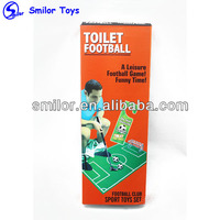 Wholesale Custom Toilet Hand Football Game Best Selling Toys 2014