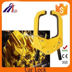 WC-04B Anti-theift car security lock/steering wheel clamp