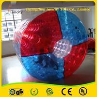 competitive price 0.9 mm PVC Tarpaulin bubble walking roller /human water walking roller