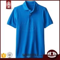 Wholesale 100% cotton embroidered logo Men custom Polo t Shirt