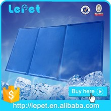 Factory direct sale re-useable gel self cooling pet pad/dog cooling mat/pet cooling mat