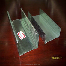 Drywall Partition Components Type Furring Channel Stud and Track
