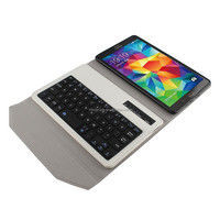 Android Tablet PC bluetooth keyboard case for samsung galaxy tab s 8.4 t700