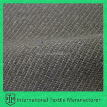 HTDC-13009 cotton and polyester blended jacket/pants brushed fabric
