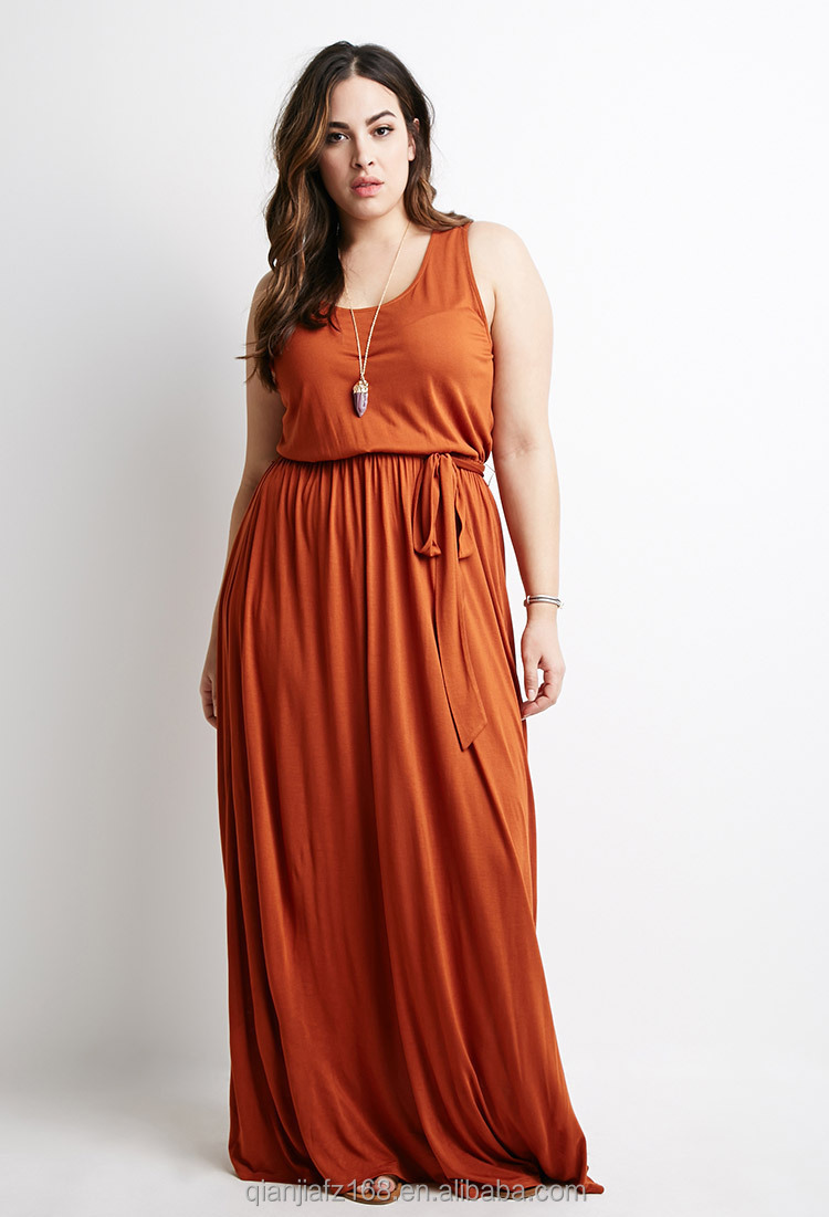 Maxi Dresses For Big Women