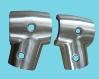 Movable Tube Connector/Stainless Steel Railing Fitting