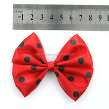 wholesale printed ribbon bow tie