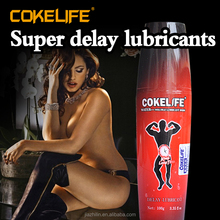 2015 New! 100ML COKELIFE Delay sex time lubricant sex products improve sex power