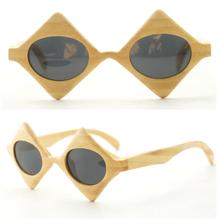 Fashion,novel,unique Bamboo sunglasses manufacturer wholesales Chinese factory