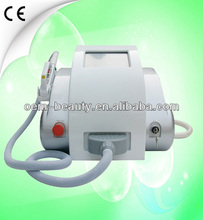 Comfortable feeling Elight/RF/IPL beauty machine with glasses/goggle from Beijing,China-C001
