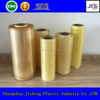 high quality transparent color plastic film