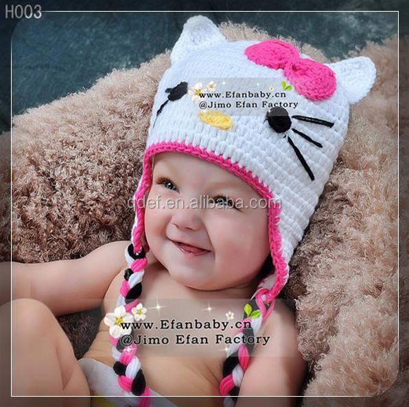 knit hats patterns animals crochet beanies baby hat cute design infant cap