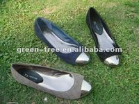 Glamour lady hot shoes