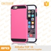 BRG Free Shipping Design PC Bumper Back Case For iPhone 6S